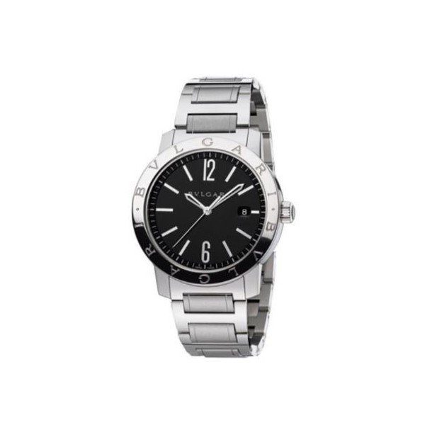 BVLGARI BVLGARI STAINLESS STEEL 41MM UNISEX WATCH