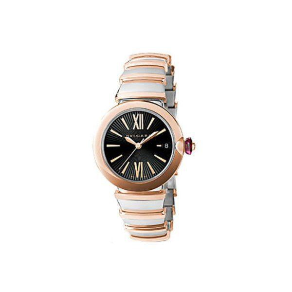 BVLGARI LCVEA STAINLESS STEEL 33MM LADIES WATCH
