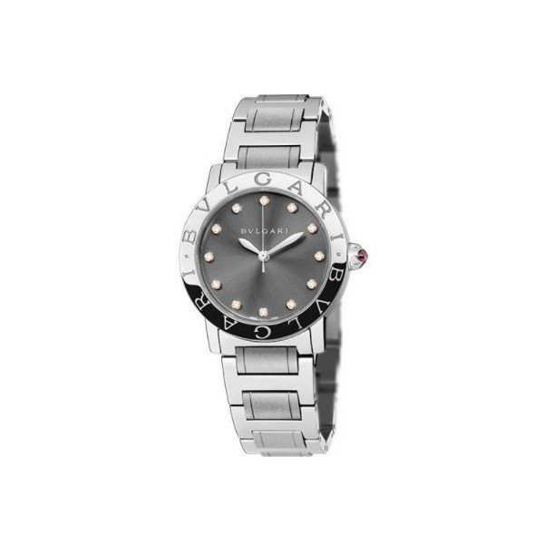 BVLGARI BVLGARI STAINLESS STEEL 33MM LADIES WATCH