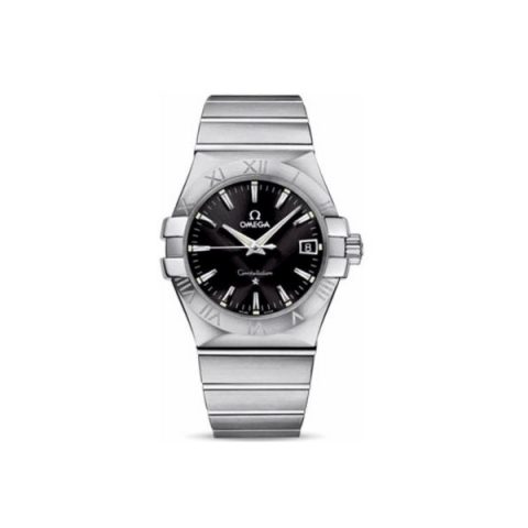OMEGA CONSTELLATION STAINLESS STEEL 35MM MEN'S WATCH