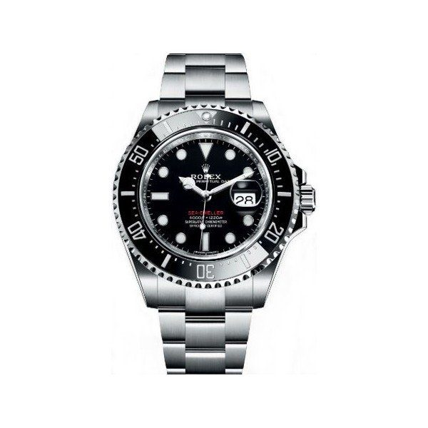 PROFESSIONAL ROLEX SEA DWELLER STAINLESS STEEL 43MM MEN'S WATCH
