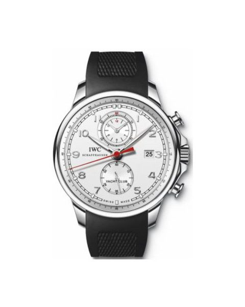 IWC PORTUGUESE STAINLESS STEEL 45MM MEN'S WATCH