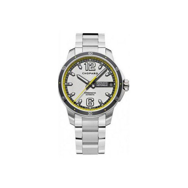 CHOPARD GRAND PRIX TITANIUM 44.5MM LADIES WATCH