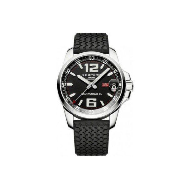 CHOPARD MILLE MIGLIA STAINLESS STEEL 44MM UNISEX WATCH