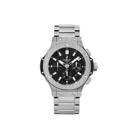 HUBLOT BIG BANG EVOLUTION STAINLESS STEEL 44MM MEN'S WATCH