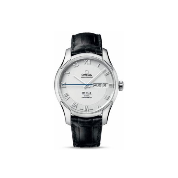 OMEGA DE VILLE STAINLESS STEEL 41MM UNISEX WATCH