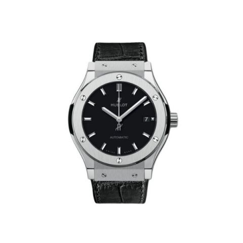 HUBLOT CLASSIC FUSION TITANIUM 45MM MEN'S WATCH