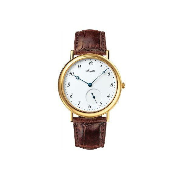 BREGUET CLASSIQUE 18KT YELLOW GOLD 40MM MEN'S WATCH