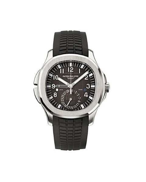 Patek Philippe Pre-Owned Aquanaut 5164A-001 Stainless Steel Men's Watch