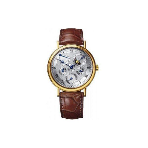 BREGUET CLASSIQUE 18KT ROSE GOLD 39MM MEN'S WATCH