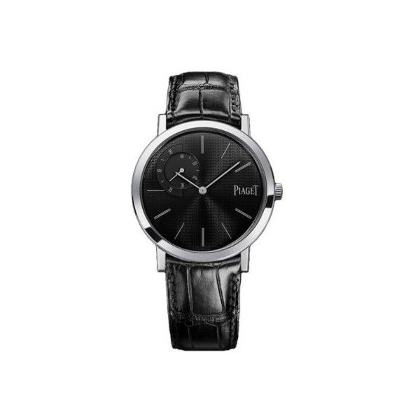 PIAGET ALTIPLANO PLATINUM 40MM UNISEX WATCH