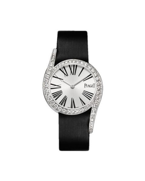 PIAGET LIMELIGHT 18KT WHITE GOLD 32MM LADIES WATCH