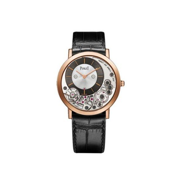 PIAGET ALTIPLANO 18KT ROSE GOLD 38MM UNISEX WATCH