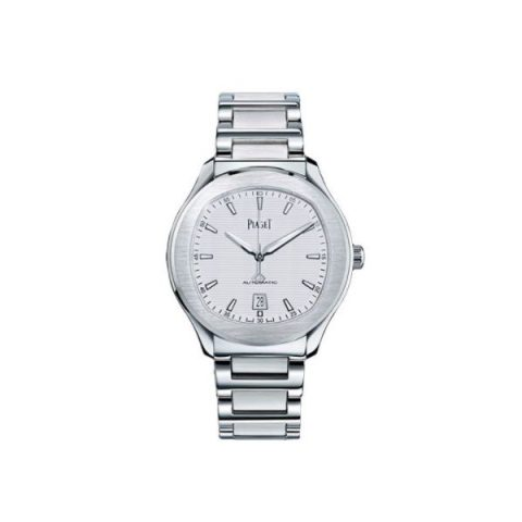 PIAGET POLO STAINLESS STEEL 42MM UNISEX WATCH