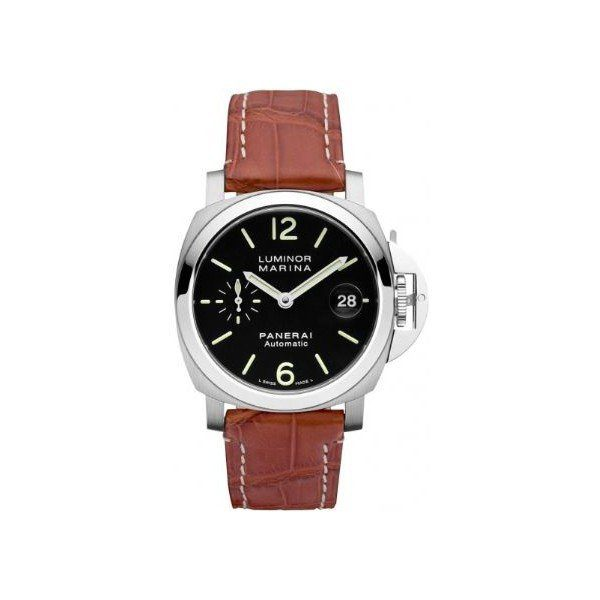 PANERAI LUMINOR STAINLESS STEEL 40MM MEN'S WATCH