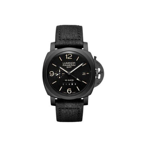 PANERAI LUMINOR BLACK CERAMIC 44MM MEN'S WATCH