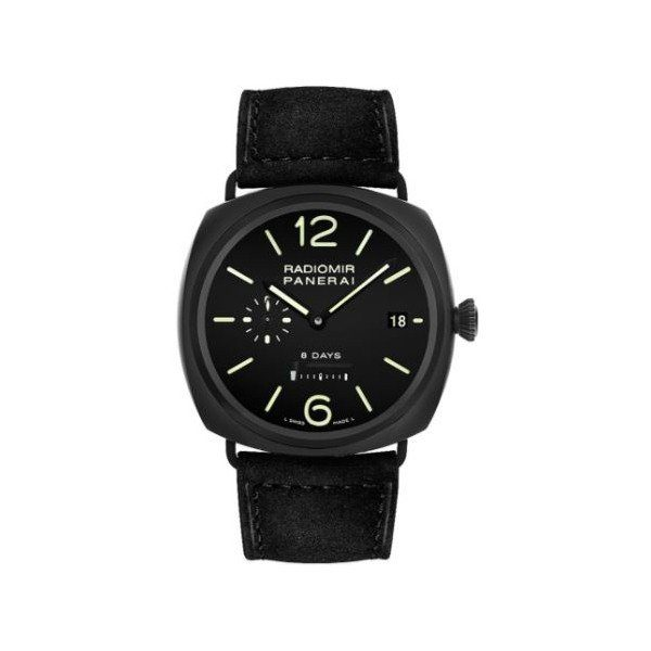 PANERAI RADIOMIR BLACK CERAMIC 45MM MEN'S WATCH