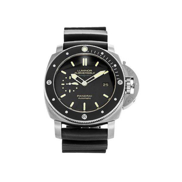 PANERAI LUMINOR TITANIUM 47MM MEN'S WATCH