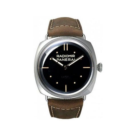 PANERAI RADIOMIR STAINLESS STEEL 47MM MEN'S WATCH