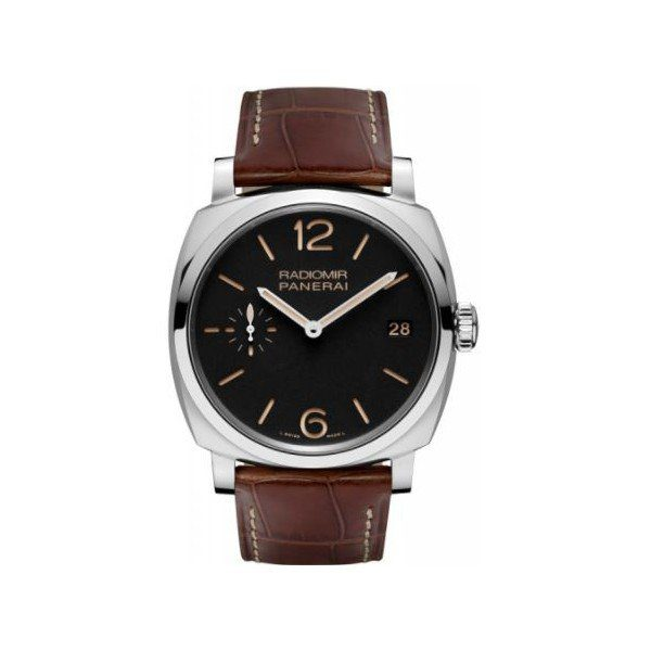 PANERAI RADIOMIR STAINLESS STEEL 47MM MEN'S WATCH – Luxury