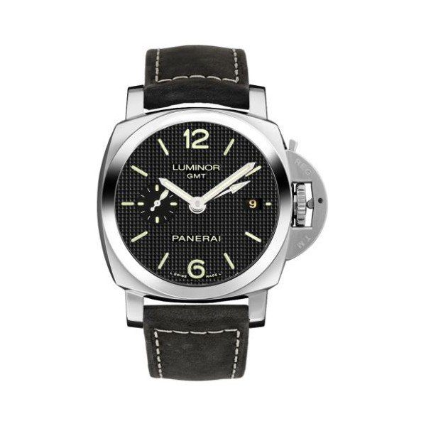 PANERAI LUMINOR STAINLESS STEEL 42MM MEN'S WATCH