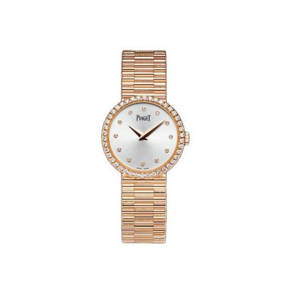 PIAGET TRADITIONAL 18KT ROSE GOLD 26MM LADIES WATCH