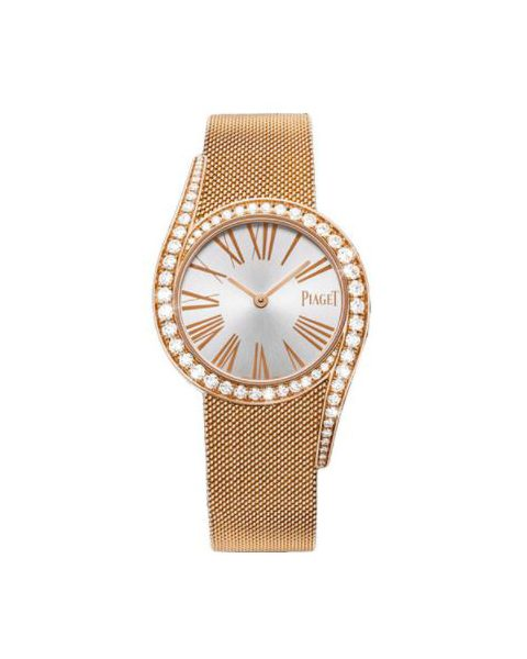 PIAGET LIMELIGHT GALA 18KT ROSE GOLD 32MM LADIES WATCH REF G0A41213