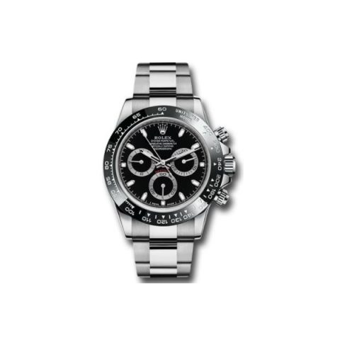 ROLEX DAYTONA STAINLESS STEEL 40MM MEN'S WATCH