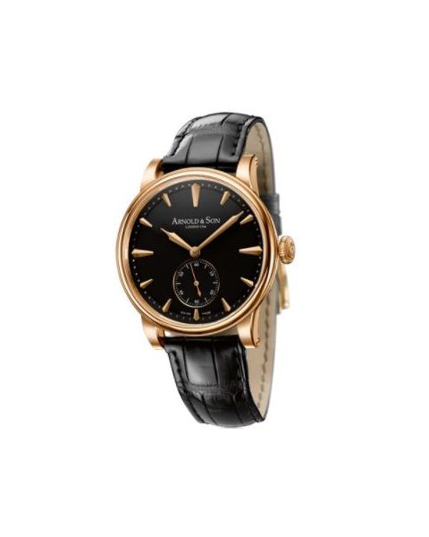 ARNOLD & SON HMS1 LIMITED EDITION OF 250PCS 18KT ROSE GOLD 40MM MEN'S WATCH