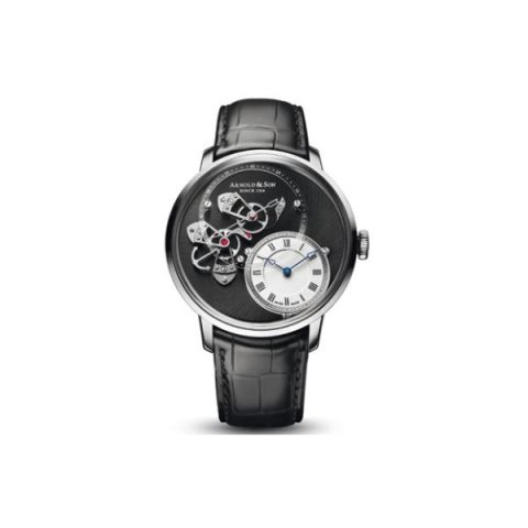 ARNOLD & SON DSTB LIMITED EDITION OF 250 PCS STAINLESS STEEL 43.5MM MEN'S WATCH