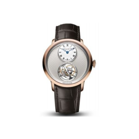 ARNOLD & SON UTTE 18KT ROSE GOLD 42MM MEN'S WATCH