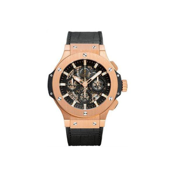 HUBLOT BIG BANG AERO BANG 18KT RED GOLD 44MM MEN'S WATCH