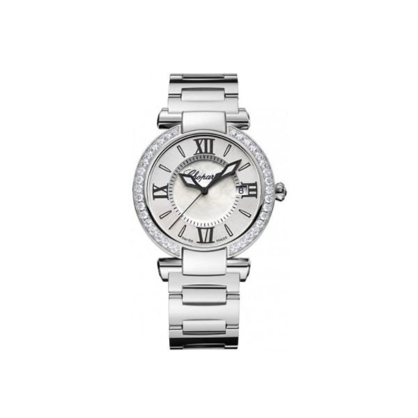 CHOPARD IMPERIALE STAINLESS STEEL 36MM LADIES WATCH