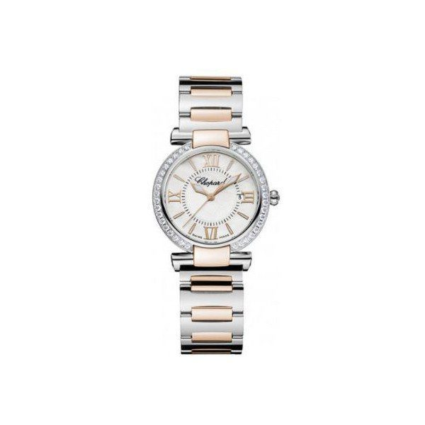 CHOPARD IMPERIALE 18KT ROSE GOLD 28MM LADIES WATCH
