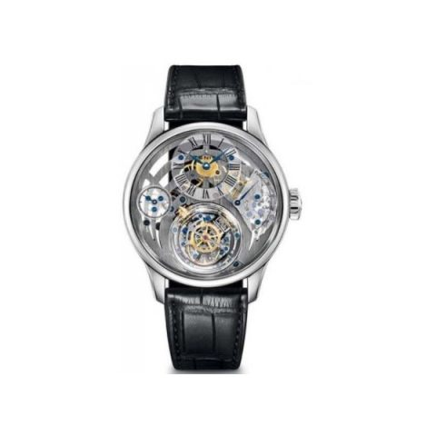 ZENITH CHRISTOPHE COLOMB LIMITED EDITION OF 25PCS PLATINUM 45MM MEN'S WATCH