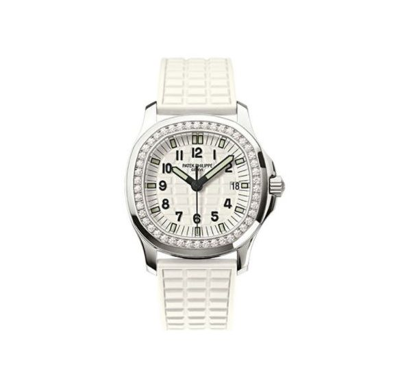 PATEK PHILIPPE AQUANAUT LUCE 5067A-011 STAINLESS STEEL LADIES WATCH