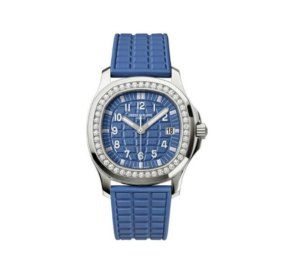 PATEK PHILIPPE AQUANAUT 5067A-022 STAINLESS STEEL LADIES WATCH