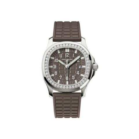 PATEK PHILIPPE AQUANAUT LUCE 5067A-023 STAINLESS STEEL LADIES WATCH