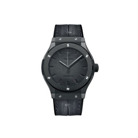 HUBLOT CLASSIC FUSION LIMITED EDITION OF 500 PCS BLACK CERAMIC 45MM MEN'S WATCH