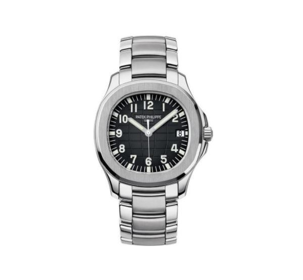 PATEK PHILIPPE AQUANAUT 5167/1A-001 STAINLESS STEEL LADIES WATCH