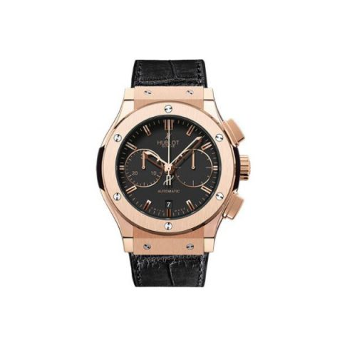 HUBLOT CLASSIC FUSION 18KT KING GOLD 45MM MEN'S WATCH
