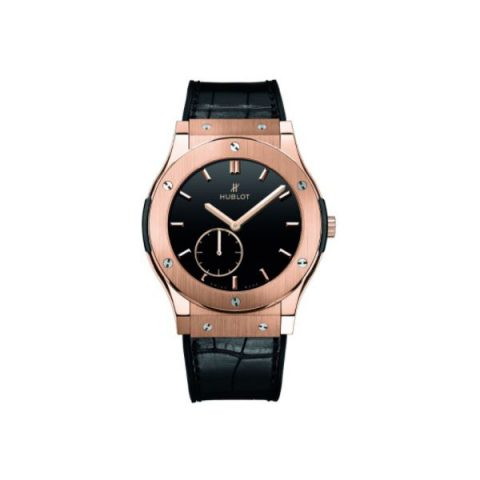 HUBLOT KING 18KT ROSE GOLD 45MM MEN'S WATCH