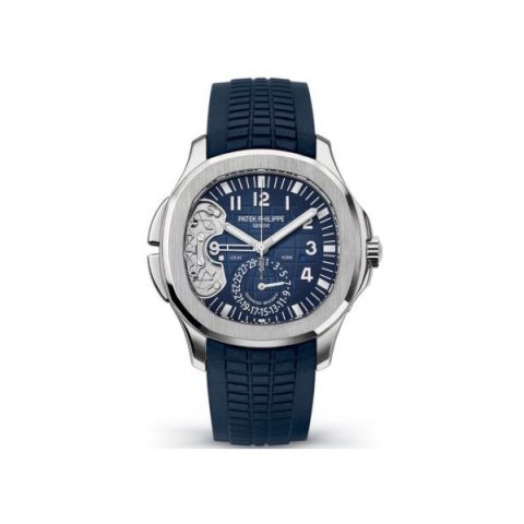 PATEK PHILIPPE ADVANCED RESEARCH AQUANAUT TRAVEL TIME MEN'S WATCH Ref. 5650G-001