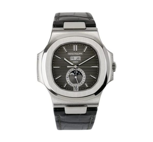 Patek Philippe Pre-Owned Nautilus 5726A-001 Stainless Steel Men's Watch