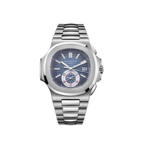 PATEK PHILIPPE NAUTILUS CHRONOGRAPH 5980/1A-001 STAINLESS STEEL MEN'S WATCH