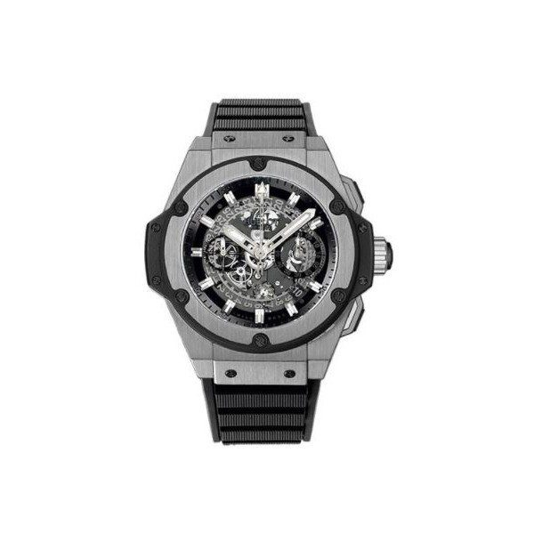 HUBLOT BIG BANG KING POWER TITANIUM 48MM MEN'S WATCH