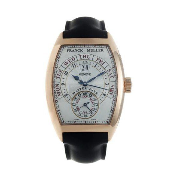 FRANCK MULLER CINTREE 47MM X 38MM 18KT ROSE GOLD MEN'S WATCH