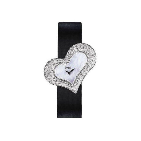 PIAGET LIMELIGHT 18KT WHITE GOLD 30MM X 20MM LADIES WATCH