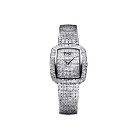 PIAGET LIMELIGHT 18KT WHITE GOLD 40MM LADIES WATCH