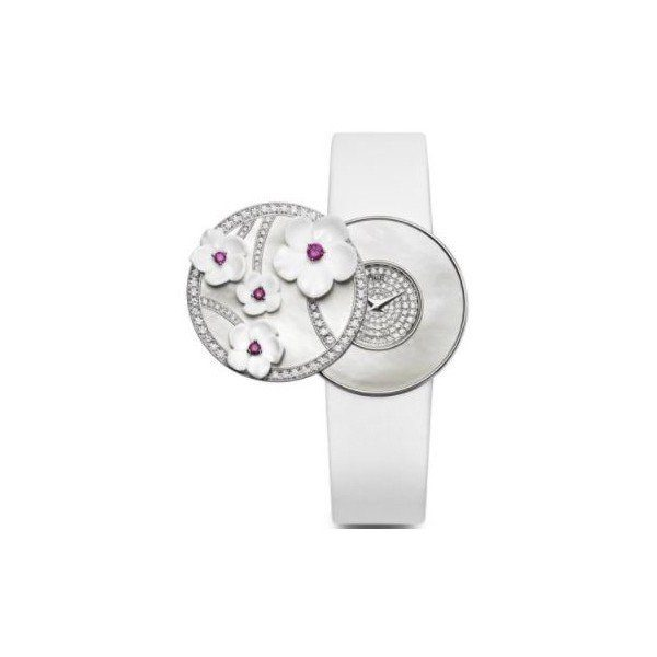 PIAGET LIMELIGHT 18KT WHITE GOLD LADIES WATCH
